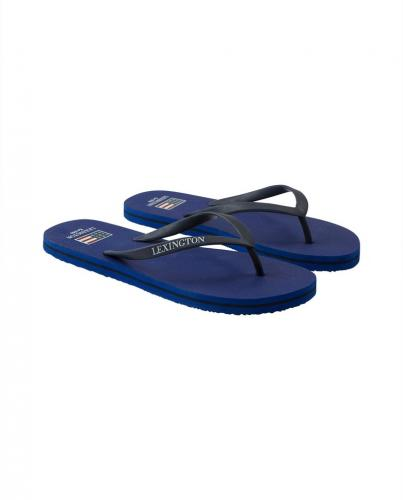 Lexington Orlando Flip Flops True Blue