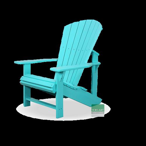 Adirondack Stuhl Kanadischer Deckchair Türkis