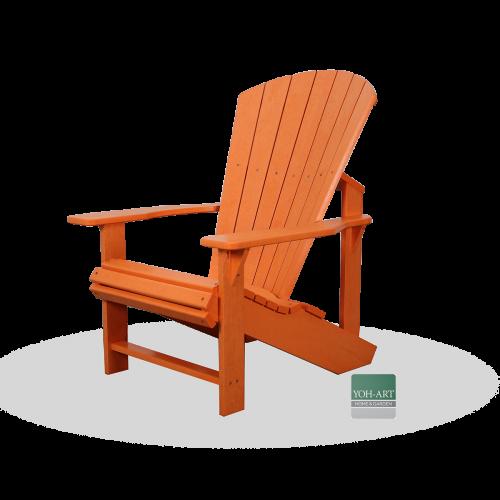 Adirondack Stuhl Orange