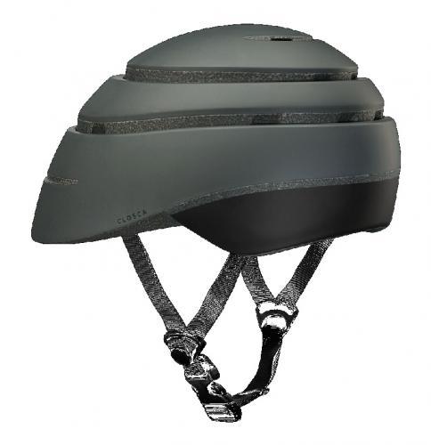 Fahrradhelm Closca Graphite Black