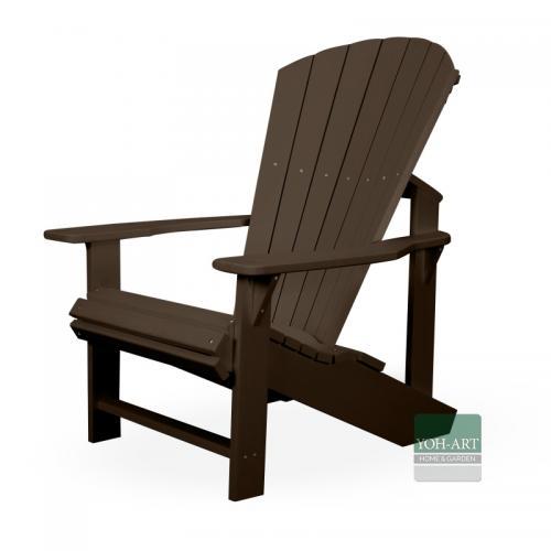 Adirondack Chair aus Kanada Chocolate