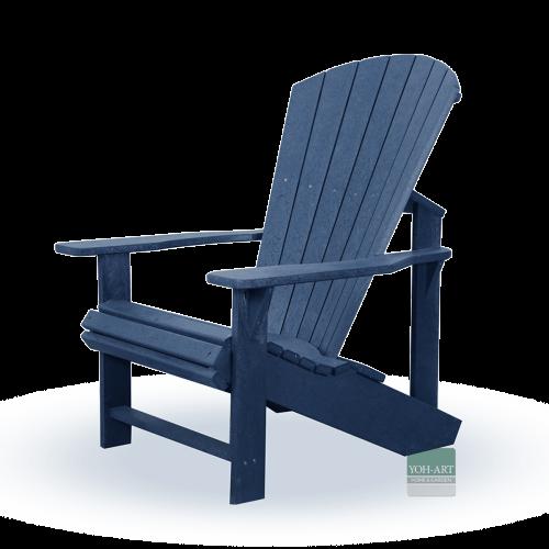 Adirondack Chair Canada Navy Blue