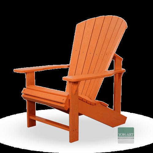 Adirondack Stuhl Classic Orange