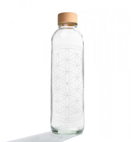 Carry Bottle Trinkflasche Flower of Life