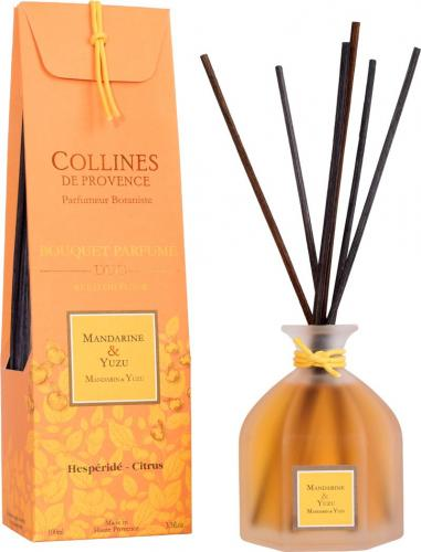 Collines de Provence Aromabouquet 100ml Mandarine & Yuzu