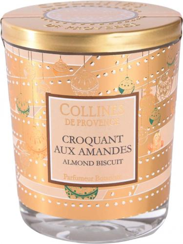 Collines de Provence Kerze knackigen Mandelkeks