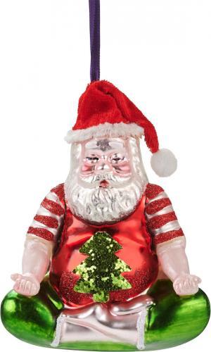 Gift Company Hänger meditierender Santa