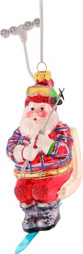 Gift Company Hänger Santa im Sessellift