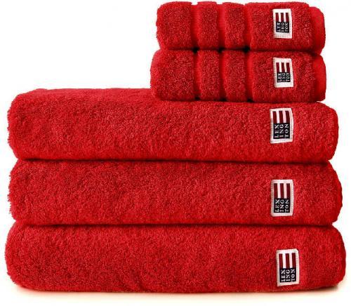 Lexington Handtuch Icons Original Towel Red