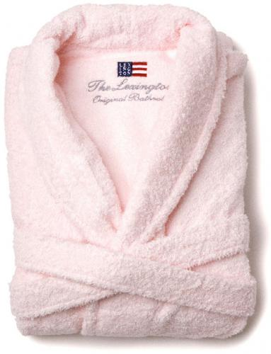 Lexington Bademantel Original Bathrobe Pink