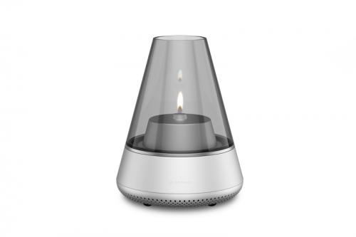 Kooduu Nordic Light Silver Pro Bluetoothbox