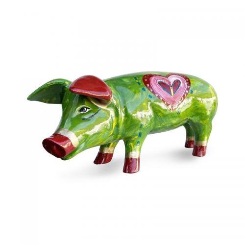 Schweinchen Heidi