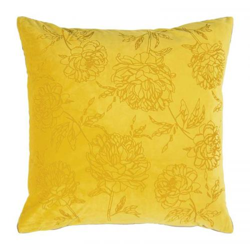 pad home design Laser Kissen yellow