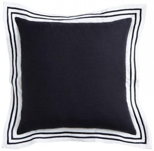 Paloma Living Linen Milano Black 50x50 cm