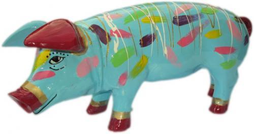 Schweinchen Axel