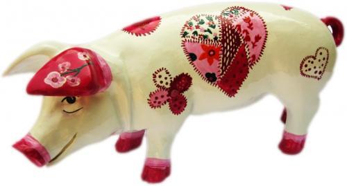 Schweinchen Mathilda