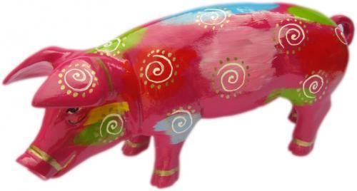 Schweinchen Wilma