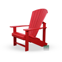 Adirondack Chair aus Kanada Red