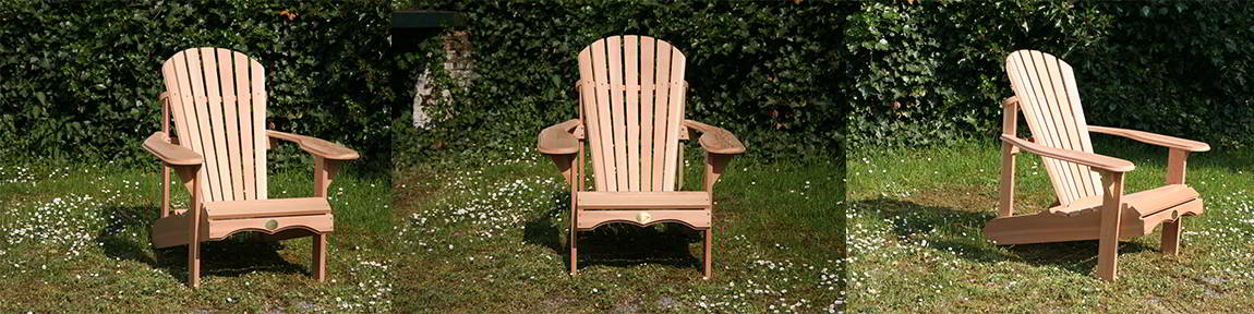 Der Adirondack Bear Chair