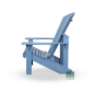 Preview: Adirondack Chair Kanada Sky Blue