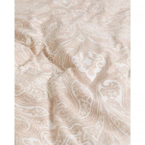 Gant Home Bettbezug French Paisley Dry Sand 851019502-277 Detail