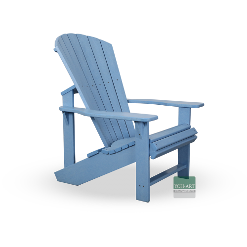 Adirondack Chair Kanada Sky Blue