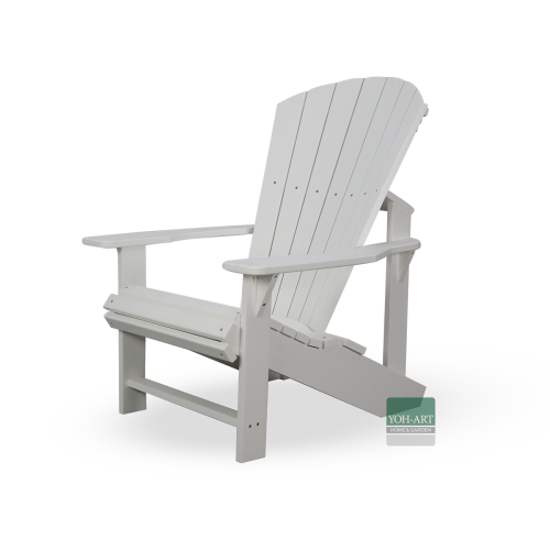 Adirondack Chair Kanadischer Deckchair White