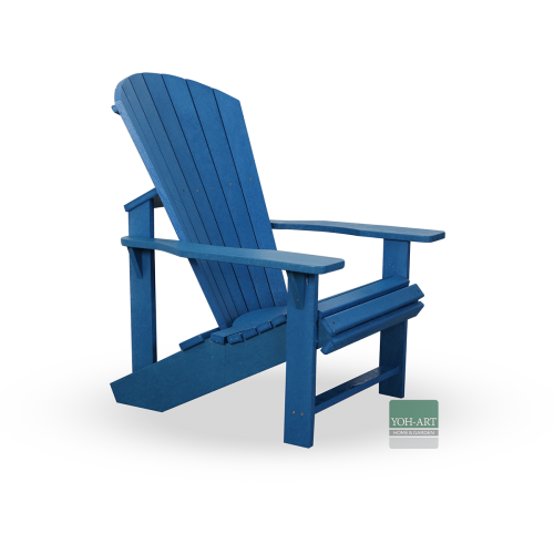 Adirondack Chair Blue
