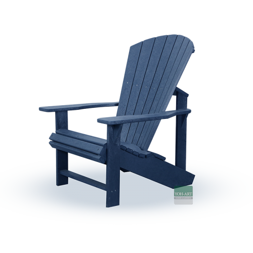 Adirondack Chair Canada Navy Blue