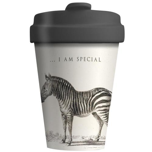 BambooCup Special Zebra