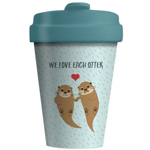 BambooCup We love each Otter