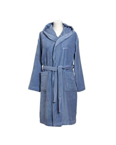 GANT Bademantel Light Velour Robe Waves