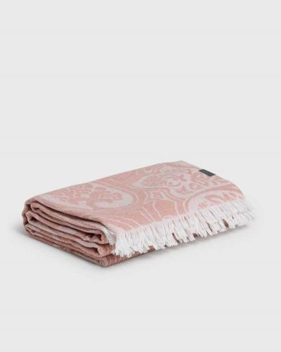 Gant Home Decke French Paisley Summer Rose 853048602-659