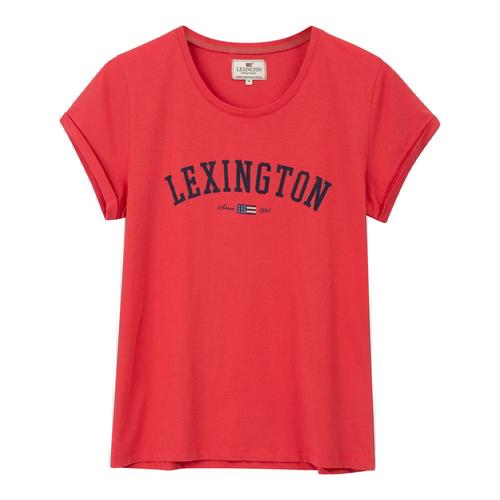 Lexington Vanessa Tee Shirt Red