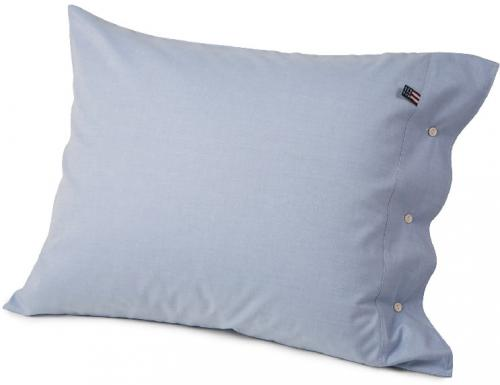 Lexington Kopfkissenbezug Icons Pin Point Blue Pillowcase