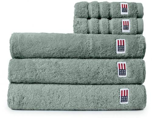 Lexington Handtuch Original Towel Vintage Green Neu Modern Flair Schick