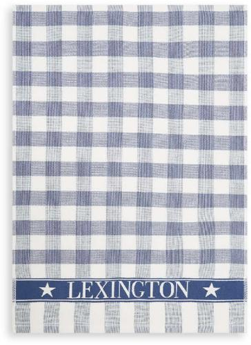 Lexington Küchentuch Icons Checked Cotton Terry Kitchen Towel