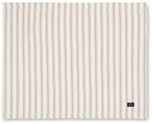 Lexington Platzsetz Icons Cotton Herringbone Striped Placemat