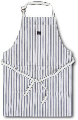 Lexington Schürze Icons Cotton Herringbone Striped Apron