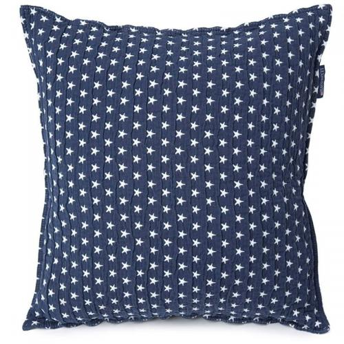 Lexington Zierkissen Star Sham Navy  Schick Weich Schoen