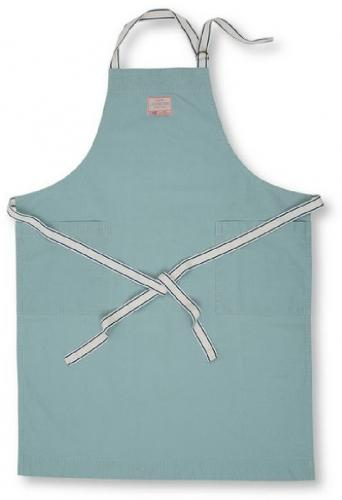 Lexington Schürze Canvas Apron High Aqua Kochen Essen Lecker Schoen