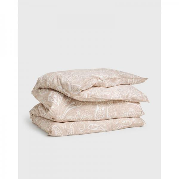 Gant Home Bettbezug French Paisley Dry Sand 851019502-277