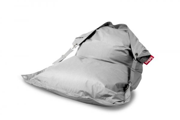 Fatboy Buggle Up Outdoor Sitzsack Silver