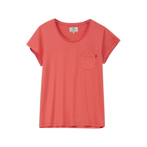 Lexington Ashley Jersey Tee Shirt Pink 22011705