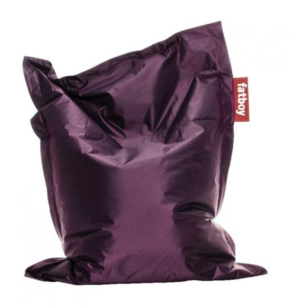 Fatboy Junior Sitzsack Dark Purple Kinderzimmer Schoen