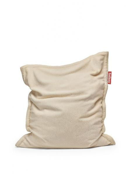 Fatboy Point Stonewashed Grey Modern Sitzen Bequem