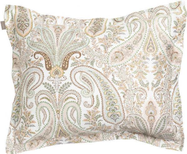 Gant Kissenhülle Key West Paisley Putty Modern Schick Floral