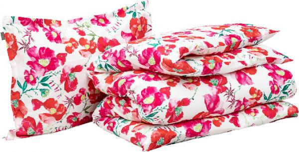 Gant Bettbezug-SET Blooming Red