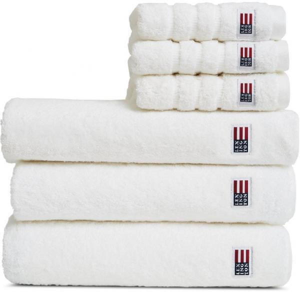 Lexington Handtuch Original Towel White Neu Schoen Modern
