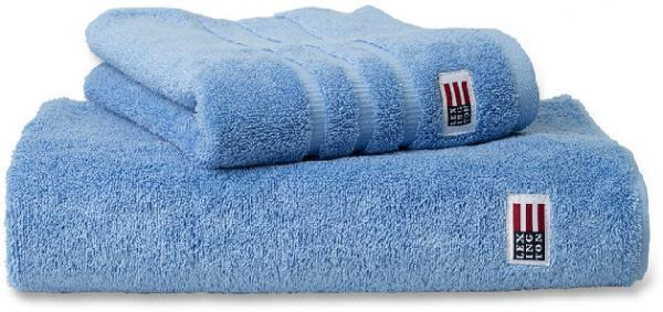 Lexington Handtuch Original Towel Blue Sky
